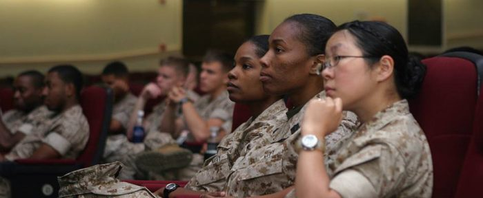 Charitable tax free contributions allow Marine Corps University Foundation to support Marine Corps University since 1980, enhancing professional military education for over 37 years.