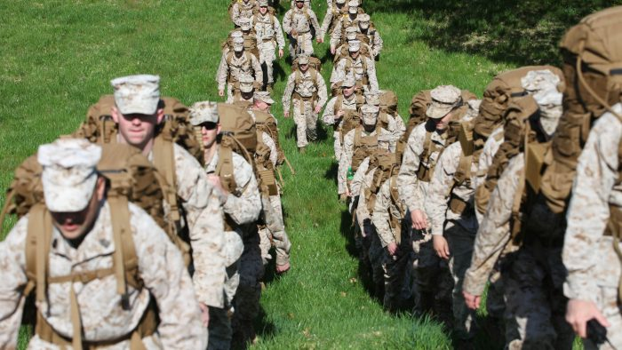 Charitable tax free contributions allow Marine Corps University Foundation to support active duty Marines and their professional military education for over 21 years.