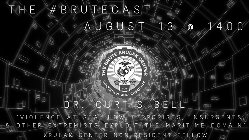 """#BruteCast Ep. 11 – Dr. Curtis Bell, """"Violence at Sea"""""""