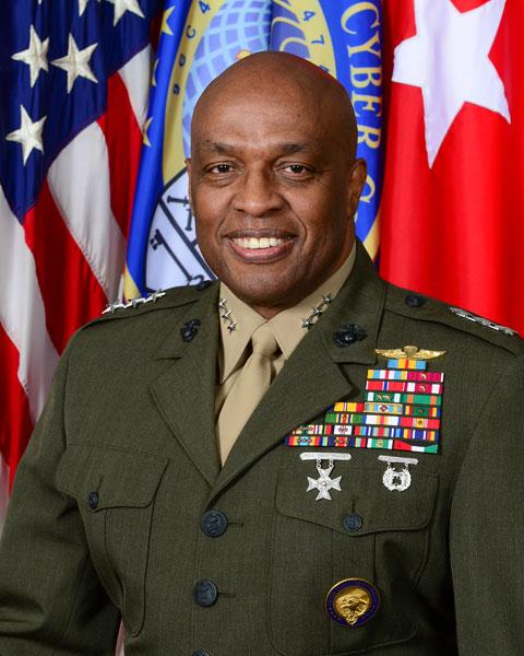 Lieutenant General Vincent Stewart, USMC (Ret)