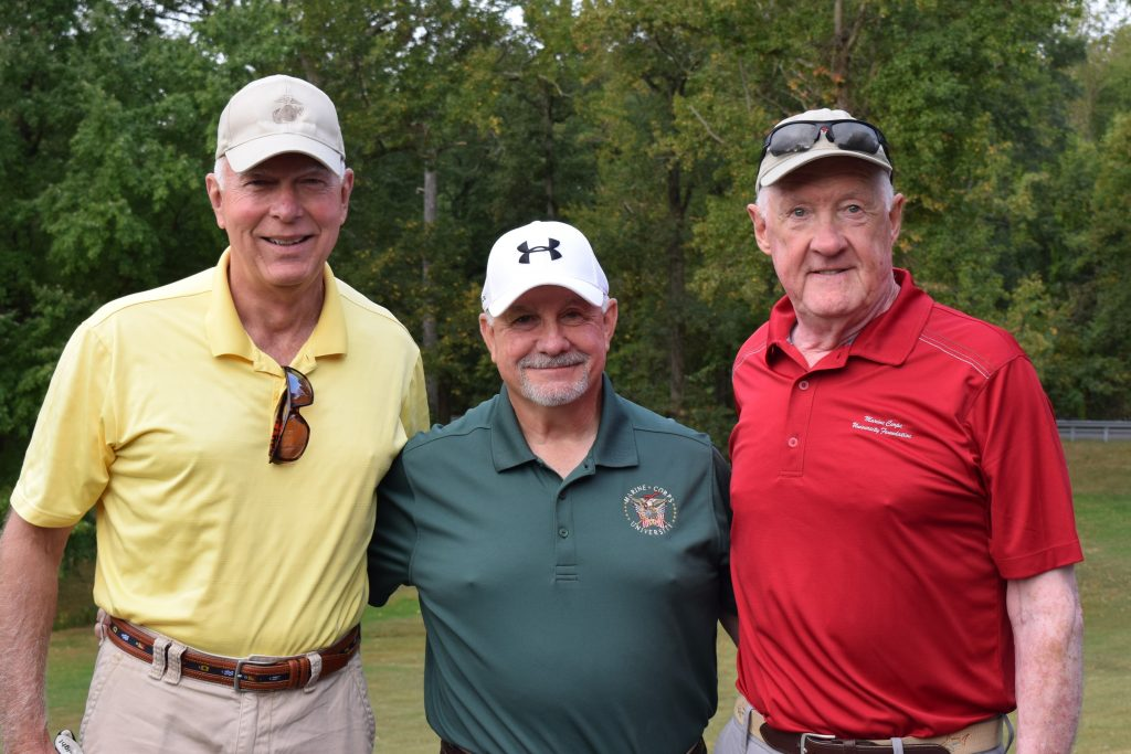 MCUF Golf Classic brings General Conway to the links