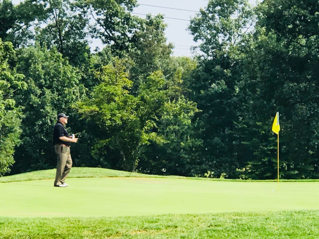 MCUF Trustee's support our mission and have fun at the 2018 Semper Fidelis Golf Classic