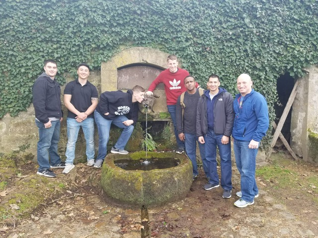 GDP RSM Georgia Training Team, ROTO 9 PME of Belleau Wood, France